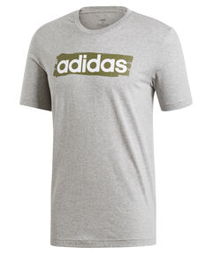 "Herren Trainingsshirt ""C Linear Brush"" Kurzarm"