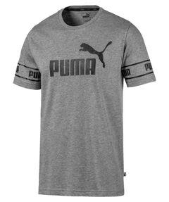 "Herren T-Shirt ""Amplified Big Logo"""