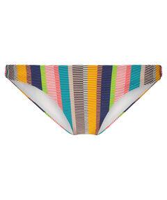 "Damen Bikini-Badehose ""HS21-P-02 Multi Stripes High Leg"""