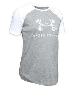 "Damen Trainigsshirt ""Fit Kit Baseball Tee Graphic"""