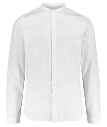 Nowadays - Herren Hemd Regular Fit Langarm