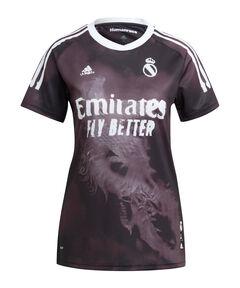 "Damen Fußballtrikot  ""Real Madrid"" Kurzarm"
