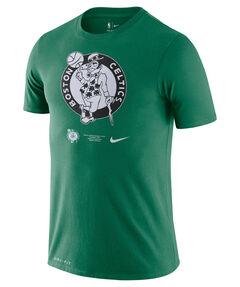 "Herren Basketball T-Shirt ""NBA Celtics Logo"""