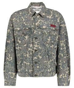 "Herren Jeansjacke ""Camo Trucker Jacket"""