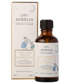 """entspr. 79,00 Euro/ 100 ml - Inhalt: 50 ml Baby Bade-und Massageöl """"Sleep Time Bath & Massage Oil"""""""