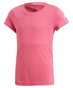 Mädchen Sport-Shirt Kurzarm