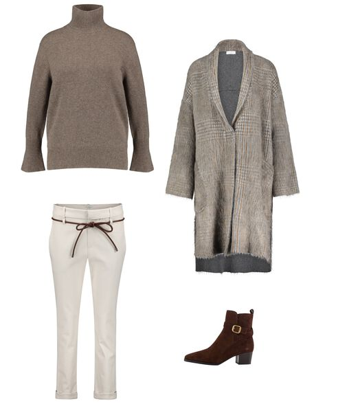 Outfit - Natural Tones
