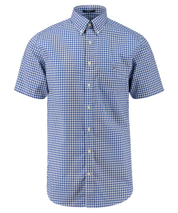 "Gant - Herren Hemd ""The Broadcloth Gingham"" Regular Fit Kurzarm"