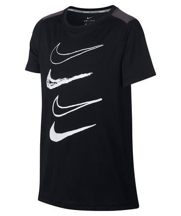 Nike - Jungen Fitness-Shirt Kurzarm
