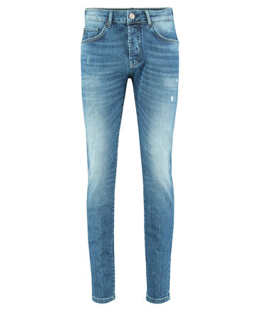 "Goldgarn Denim - Herren Jeans ""U2 605"" Slim Fit"