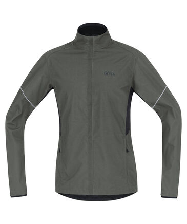 "GORE® Wear - Herren Laufjacke ""R3 Partial Gore® Windstopper®"""