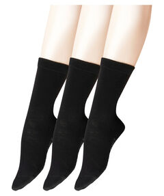 """Damen Socken """"Family"""" Dreierpack"""