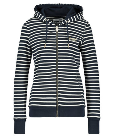 Superdry - Damen Sweatshirtjacke