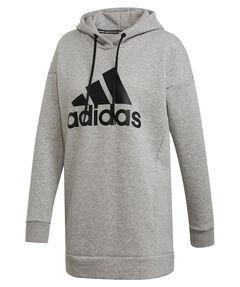 "Damen Kapuzen-Sweatshirt  ""Must Haves Badge of Sport Logo Hoodie"""