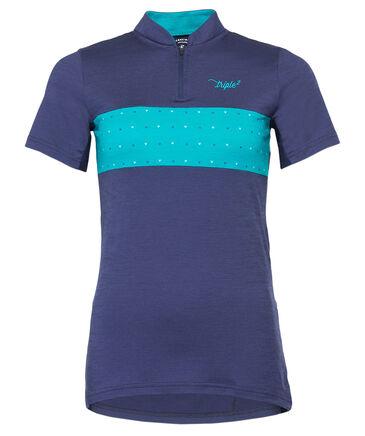 "Triple2 - Damen Shirt ""Swet Merino Jersey"" Kurzarm"