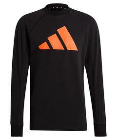 """Herren Sweatshirt """"Badge of Sport"""" Langarm"""