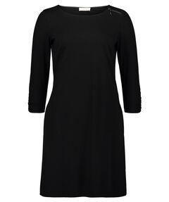 Damen Jerseykleid Langarm
