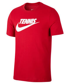 "Herren Tennisshirt ""NikeCourt Dri-Fit Mens Graphic Tennis Tee"""
