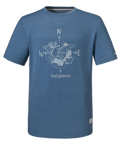 Herren Outdoor-Shirt Kurzarm