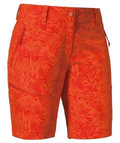"""Damen Shorts """"Shorts Toblach2 AOP"""""""