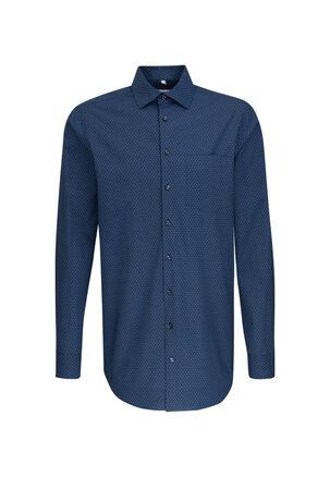 Seidensticker - Herren Hemd Regular Fit Extra langer Arm