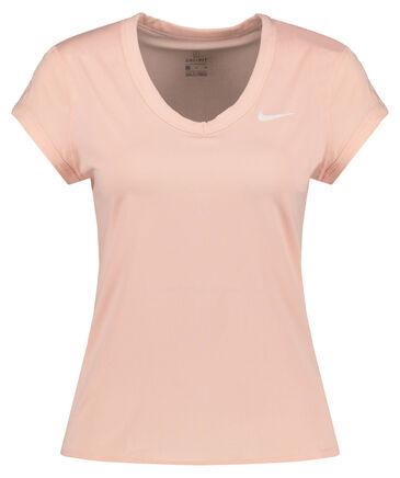 Nike - Damen Tennisshirt Kurzarm