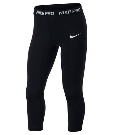 Nike - Mädchen Fitness-Tights 3/4-Länge