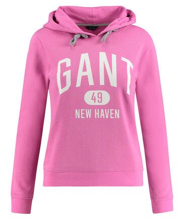 "Gant - Damen Sweatshirt ""MD The Fall Logo Hood"""
