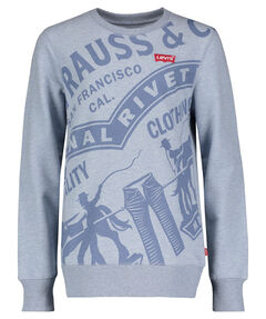 "Jungen Sweatshirt ""Oversized Two Horse Crewneck"""