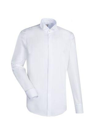 """Jacques Britt - Herren Smoking-Hemd """"Slim"""""""