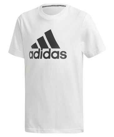 adidas Performance - Jungen Fitness-Shirt Kurzarm