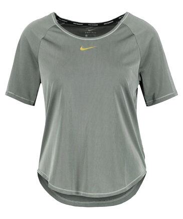 "Nike - Damen Laufshirt ""Icon Clash"" Kurzarm"