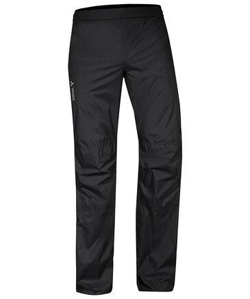 VAUDE - Herren Rad-Regenhose Drop Pants II Short Size