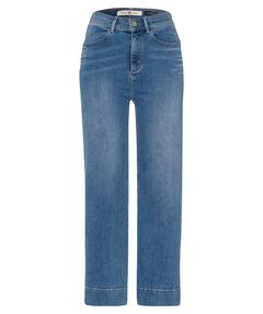 Damen Jeans Straight Fit Verkürzt