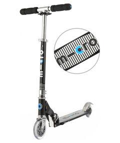 "Scooter / Roller ""Sprite"" Special Edition Black Stripe"