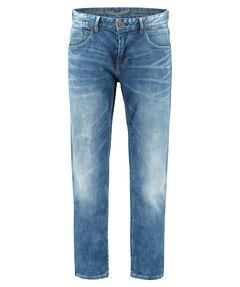 "Herren Jeans ""Nightflight Stretch Slub Denim"" Slim Fit Regular Waist"