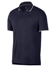 "Herren Tennis-Poloshirt ""Court Dri-FIT Team"" Kurzarm"