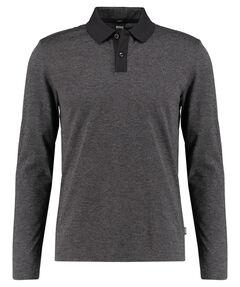 "Herren Poloshirt ""Paschal 05"" Slim Fit Langarm"