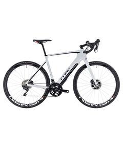 """Herren E-Bike """"Agree Hybrid C:62 SL Disc"""" white´n´black"""