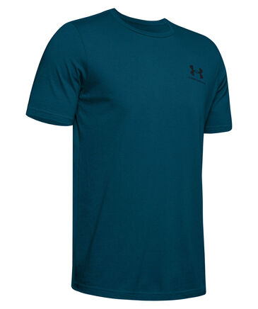 "Under Armour - Herren Trainingsshirt ""UA Sportstyle LC Back Tee"""