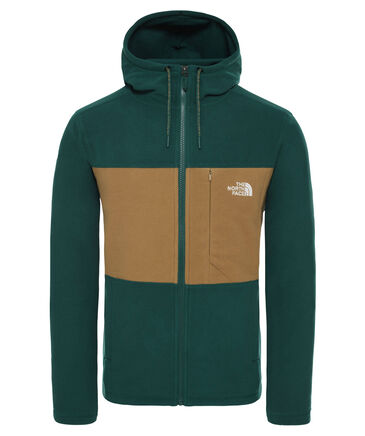 "The North Face - Herren Fleecejacke ""Blocked Hoodie"""