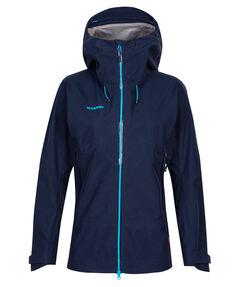 "Damen Trekkingjacke ""Crater HS Hooded Jacket"""