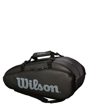 "Wilson - Tennistasche ""Tour 2 Compartment Large 9er Bag"""