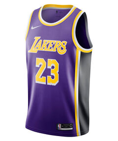 "Herren Basketballtrikot ""LeBron James Statement Edition Swingman Jersey (Los Angeles Lakers)"""
