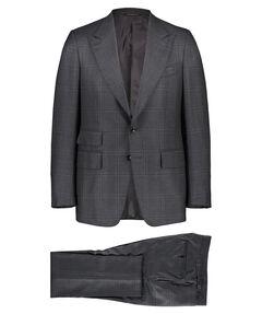 """Herren Anzug """"Shelton Suit Mouline Check"""" Zweiteilig"""