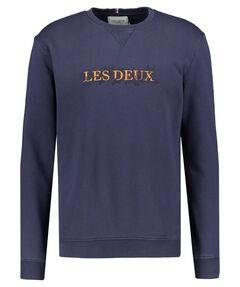 """Herren Sweatshirt """"Leaves"""""""
