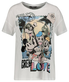 "Damen T-Shirt ""Crew Love"""