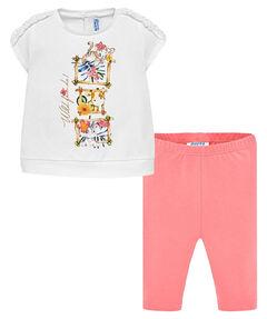 Mädchen Baby Set T-Shirt und Leggings