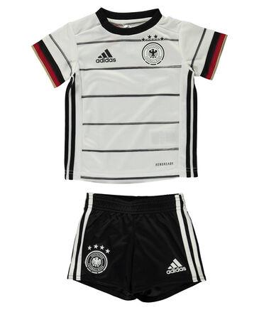 """adidas Performance - Mädchen und Jungen Baby Fußball-Ausrüstung """"2021 Germany Home Babykit"""""""