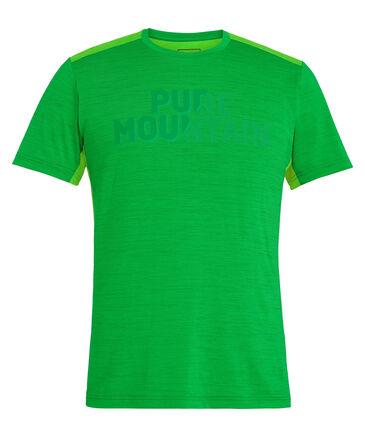 "Salewa - Herren T-Shirt ""Puez Hybrid 2 Dry"""